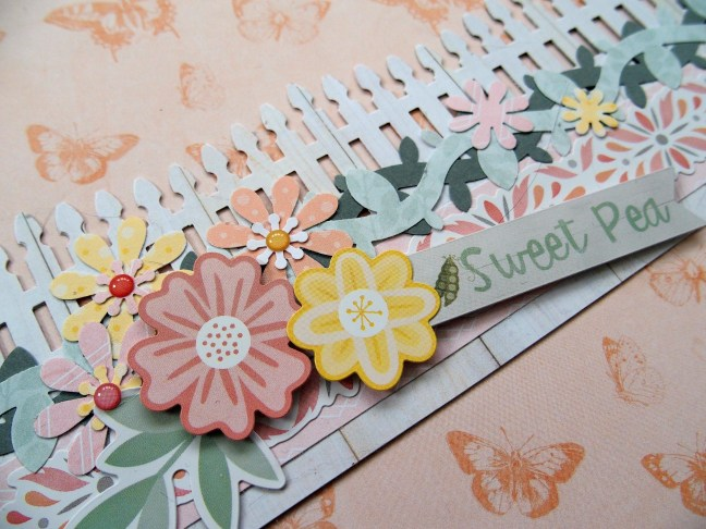 Little Lamb Scrapbooking Borders For Babies And Beyond Creative